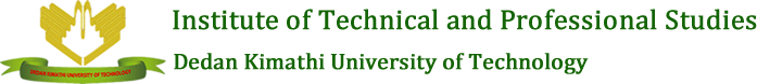 Institute of Technical and Professional Studies Logo